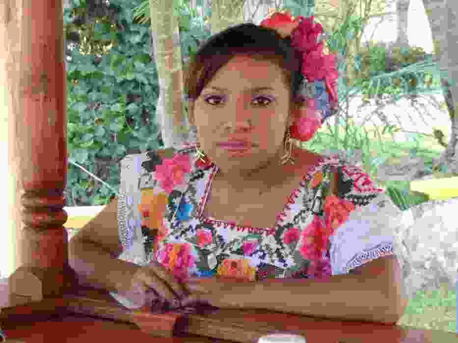 Juanita / Meksyk  Fot