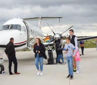 Odlotowe Suwałki. Trwa festyn lotniczy