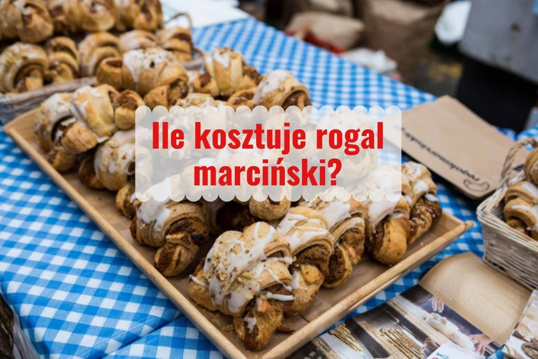 Ile kosztują rogale świętomarcińskie w Poznaniu i okolicach w 2019 roku? Sprawdziliśmy ofertę kilku poznańskich i wielkopolskich cukierni