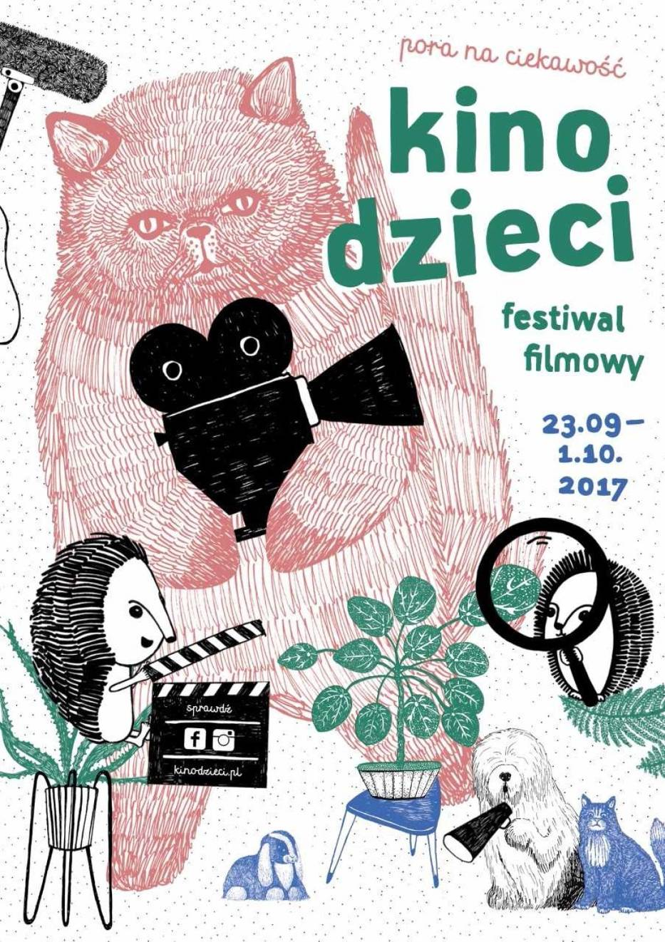 Festiwal Filmowy Kino Dzieci 2017