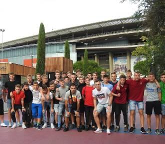 MUKS CWZS Bydgoszcz szukał formy w Hiszpanii [wideo]