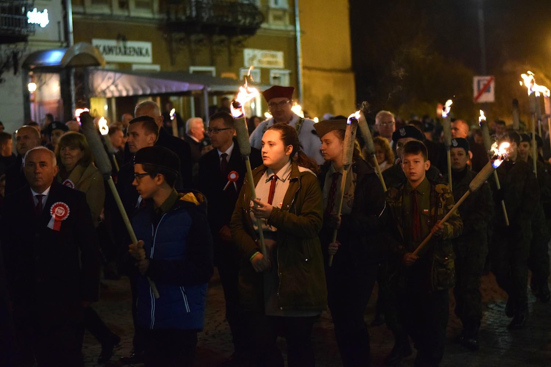 Zobaczcie zdjęcia z oficjalnych uroczystości 11 listopada w Jarosławiu