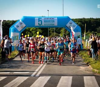 5. Sanprobi Maraton Szczeciński 2019. Pobiegło blisko pół tysiąca osób! [ZDJĘCIA]