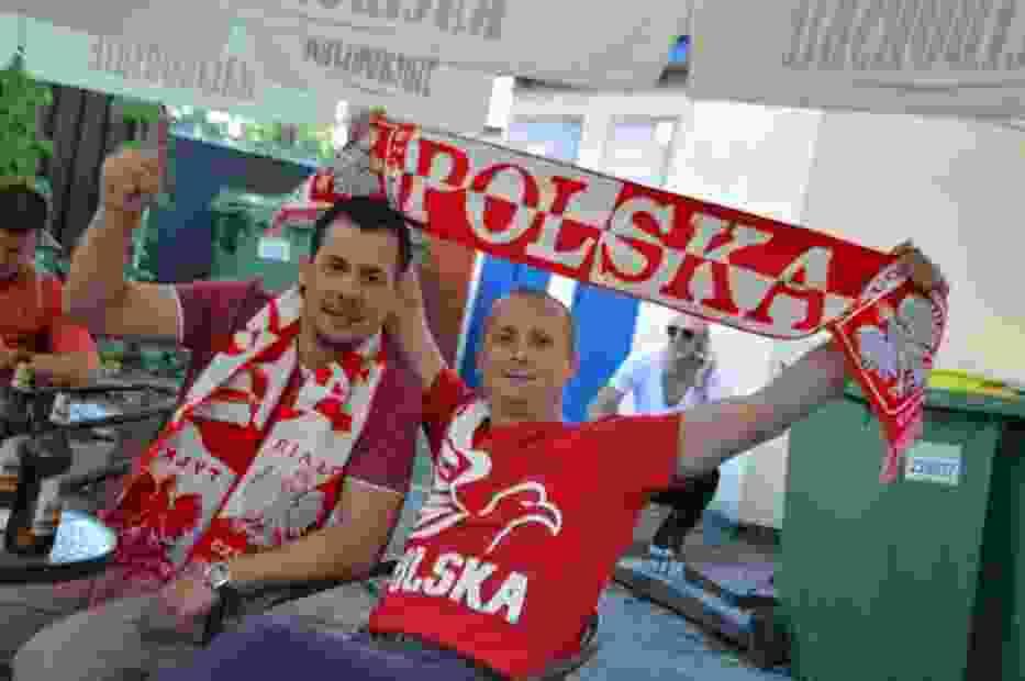 Polska - Czarnogóra 2017