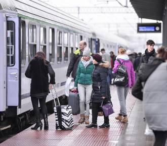 Pociągi z Grudziądza do Warszawy? Jeszcze nie teraz