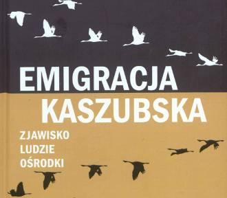 O emigracji Kaszubów. Najnowsza publikacja z logo muzeum w Wejherowie