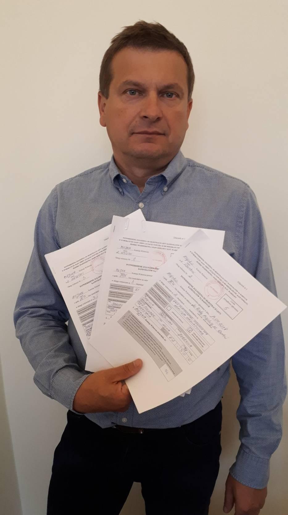 Koalicyjny Komitet Wyborczy Platforma - Nowoczesna: zobacz kandydatów do Rady Miejskiej