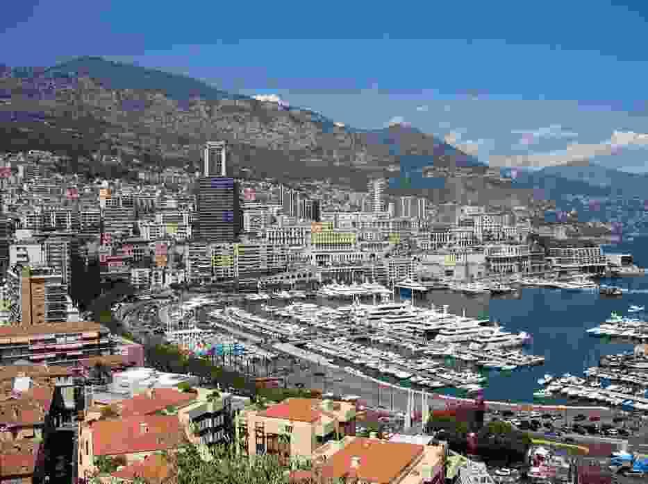 Panorama Monaco http://pl