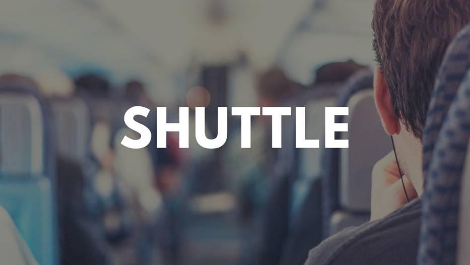 Wahadłowe usługi transportowe na danej trasie odbywające się regularnie i nie wymagające rezerwacji