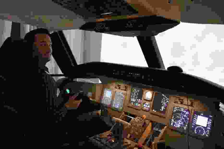 Symulator lotów na Ursynowie. Poleć i pomóż!