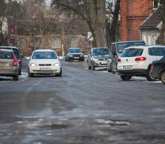 Na ulicy Pijarów w Bydgoszczy położą nową nawierzchnię
