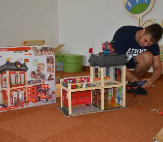 Rozbudowa rakoniewickiego przedszkola jest już prawie na ukończeniu