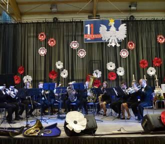 Święto Niepodległości i 15-lecie Gminnej Orkiestry Dętej w Żukowie  ZDJĘCIA, WIDEO