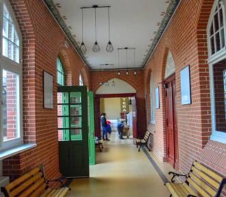 Dworzec siedzibą kwidzyńskiej biblioteki. W piątek uroczyste otwarcie!