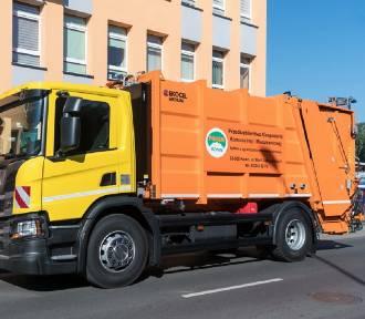 Remont siedziby PGKiM i nowa śmieciarka