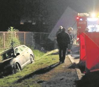 Wypadek w Łabowej. Pijany kierowca zabił matkę sześciorga dzieci
