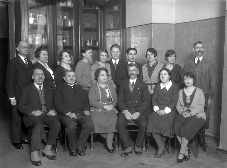 """Fotoportret praski 1910-1970"""