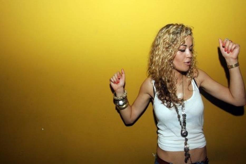 Rita Ora we własnej osobie