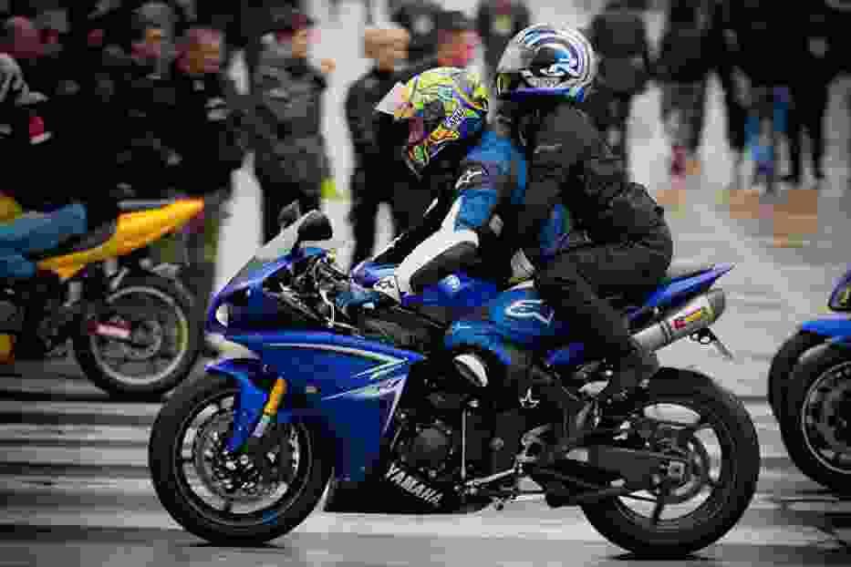 Kilka tysięcy motocyklistów przyjechało na Jasną Górę, pokonując często kilkaset kilometrów