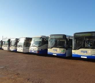 MPK nie skorzysta z unijnej dotacji na zakup autobusów