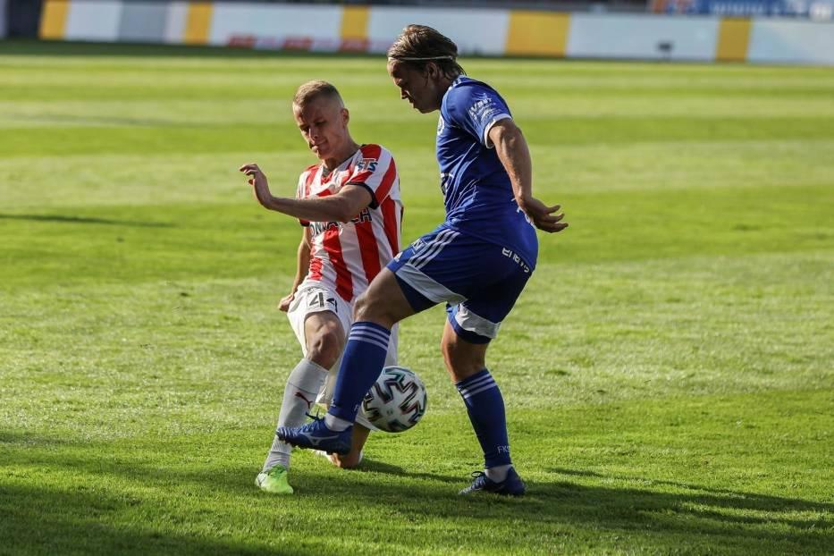 Dawid Szymonowicz 1 gol