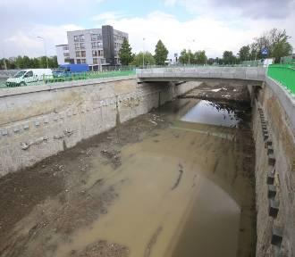 Trwa przebudowa węzła Piotrowice. Pod DK81 powstał tunel. Będzie miał 340 metrów długości