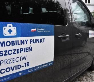 Szczepieniobusy przyjadą do gmin w powiecie radomszczańskim