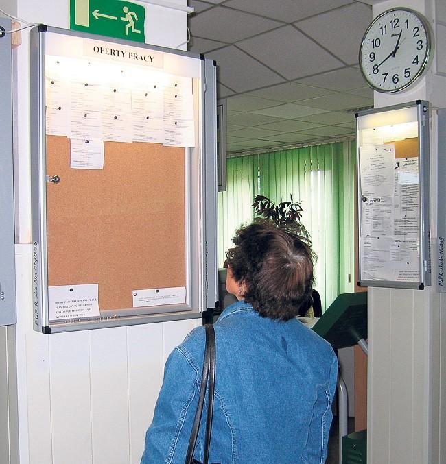Ofert pracy w radomszczańskim PUP jest aktualnie