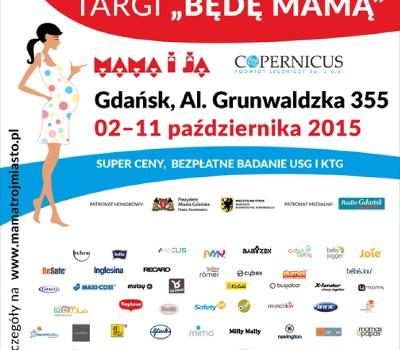 8630875ec4 Drugie Targi Będę Mamą w sklepie Mama i Ja w Gdańsku Sklep Mama i Ja Gdańsk  - NaszeMiasto.pl