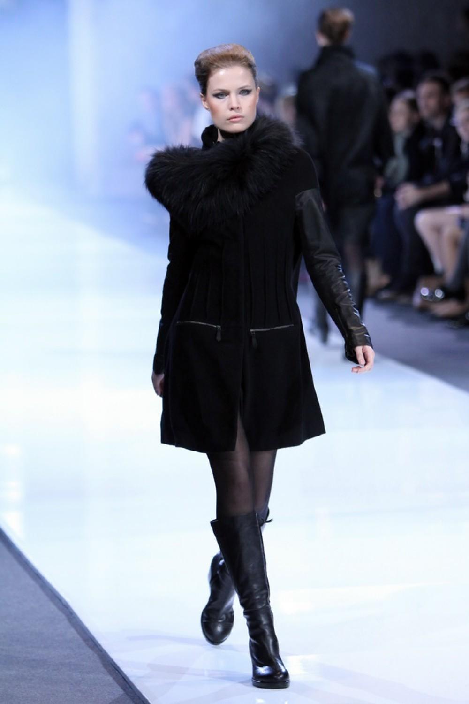 Annette Gortz na Fashion Week Poland 2012