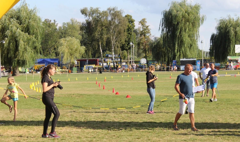 Aktywna plaża - 3. edycja biegu Family Run