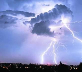 Ostrzeżenie pogodowe. Dziś możliwe gwałtowne burze nad Głogowem