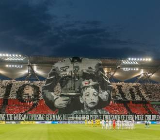 UEFA wszczęła postępowanie wobec Legii za powstańczą oprawę