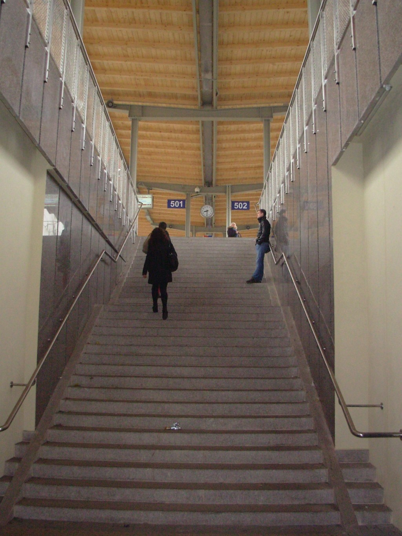 Przebudowa peronu Wzgórze kosztowała SKM 11,5 mln zł