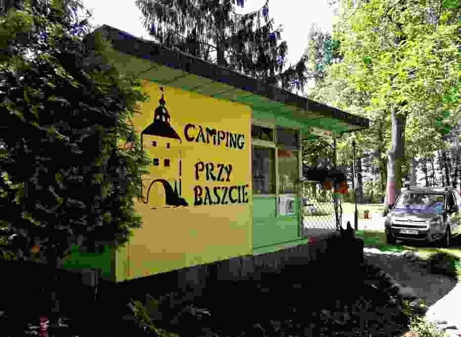 Zapraszamy do wypoczynku do Zbąszynia, camping położonym w malowniczym terenie