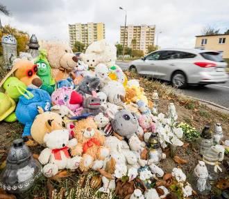 Są zarzuty dla kierowcy po śmierci 12-latki na rondzie Inowrocławskim w Bydgoszczy