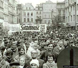 13 grudnia kolejna rocznica stanu wojennego. Zobacz, jak tworzyła się Solidarność w Świdnicy