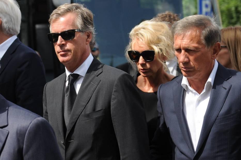 Pogrzeb Jana Kulczyka: Sławni żegnali milionera