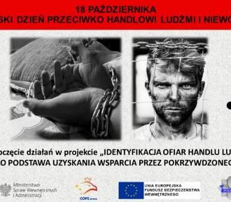 Europejski Dzień Przeciwko Handlowi Ludźmi oraz Niewolnictwu