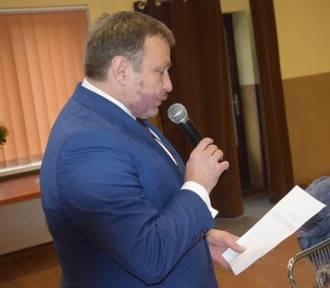 ROZDRAŻEW: Wójt przedstawił radnym informację o stanie gminy