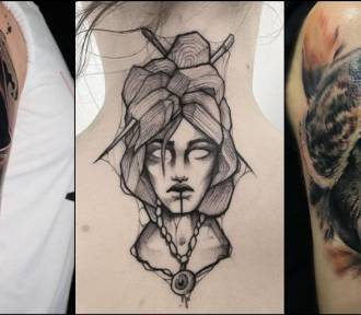 Takie tatuaże posiadają bialczanie! Zobacz zdjęcia najlepszych tatuaży!