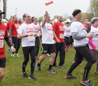 Bieg z Flagą w Dolinie Trzech Stawów. Czyli biegowa Majówka 2018 w Katowicach