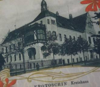 Powiat krotoszyński na widokówkach i kartkach okolicznościowych