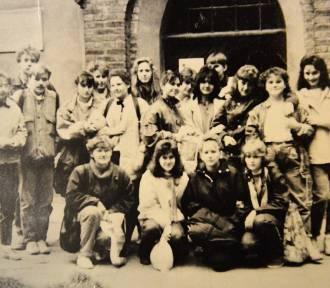 Zdjęcia z kronik II LO w Głogowie. Rozpoznajecie znajomych? [ZDJĘCIA]