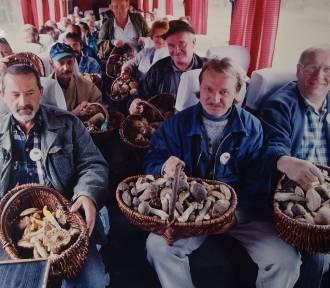 Tak się zbierało grzyby 19 lat temu! Na koniec była impreza