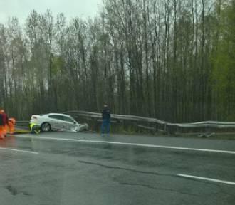 Śląskie: Trudna sytuacja na drogach, liczne kolizje [ZDJĘCIA]