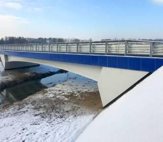 Powstał nowy most na drodze prowadzącej do Balic