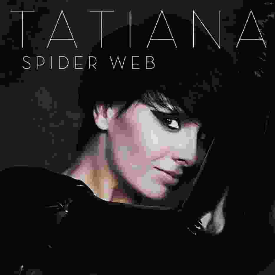 "Tatiana Okupnik - płyta ""Spider web"""
