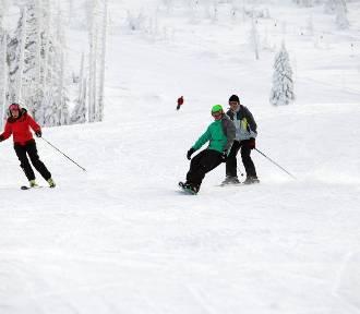 W Sudetach warunki narciarskie są doskonałe. Niestety jest też niebezpiecznie. Dlaczego? [ZDJĘCIA]