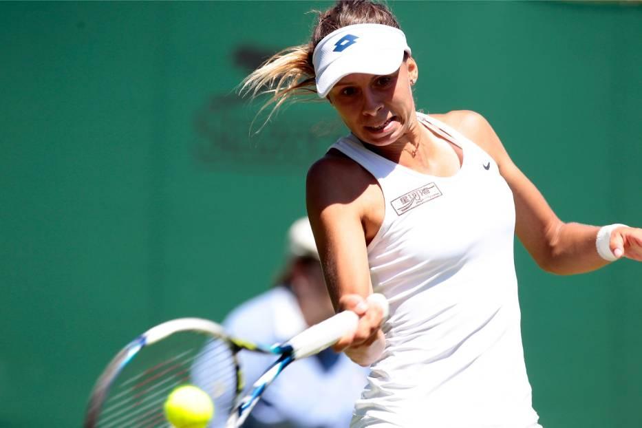 Magda Linette po dobrym występie w Australian Open świetnie spisuje się też w turnieju w Taipei
